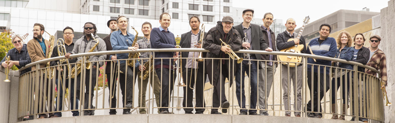 Electric Squeezebox Orchestra with Alan Ferber