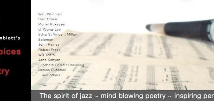 Jazz Voices of Poetry