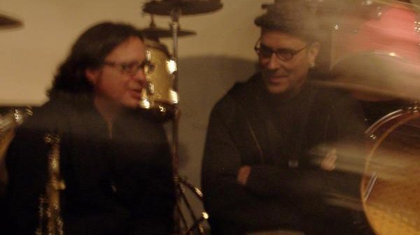 Phillip Greenlief and Jon Raskin 2+2