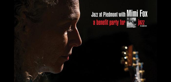 Jazz at Piedmont with Mimi Fox
