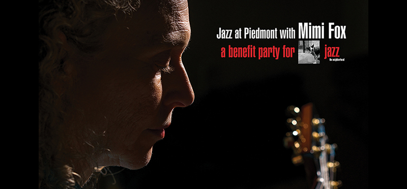 Jazz at Piedmont with Mimi Fox