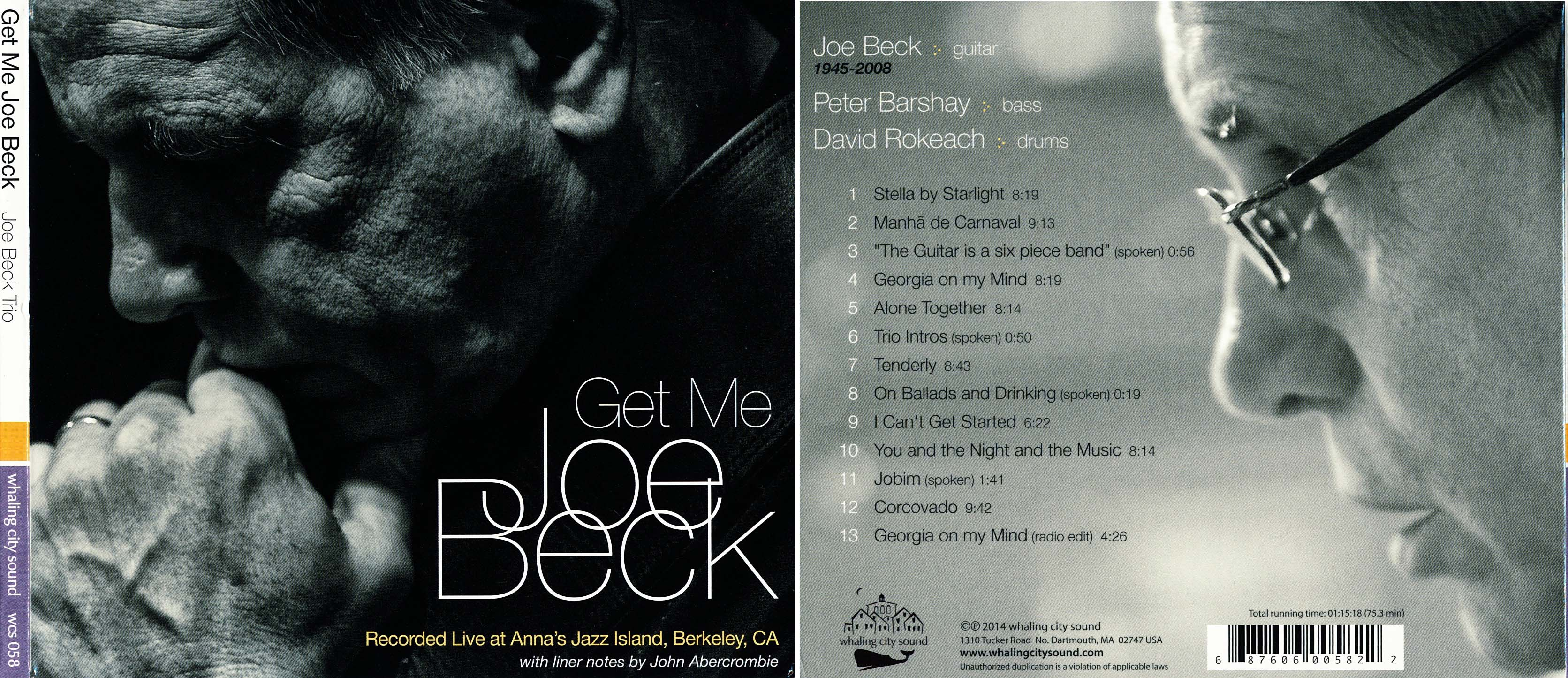 Joe Beck | Get Me