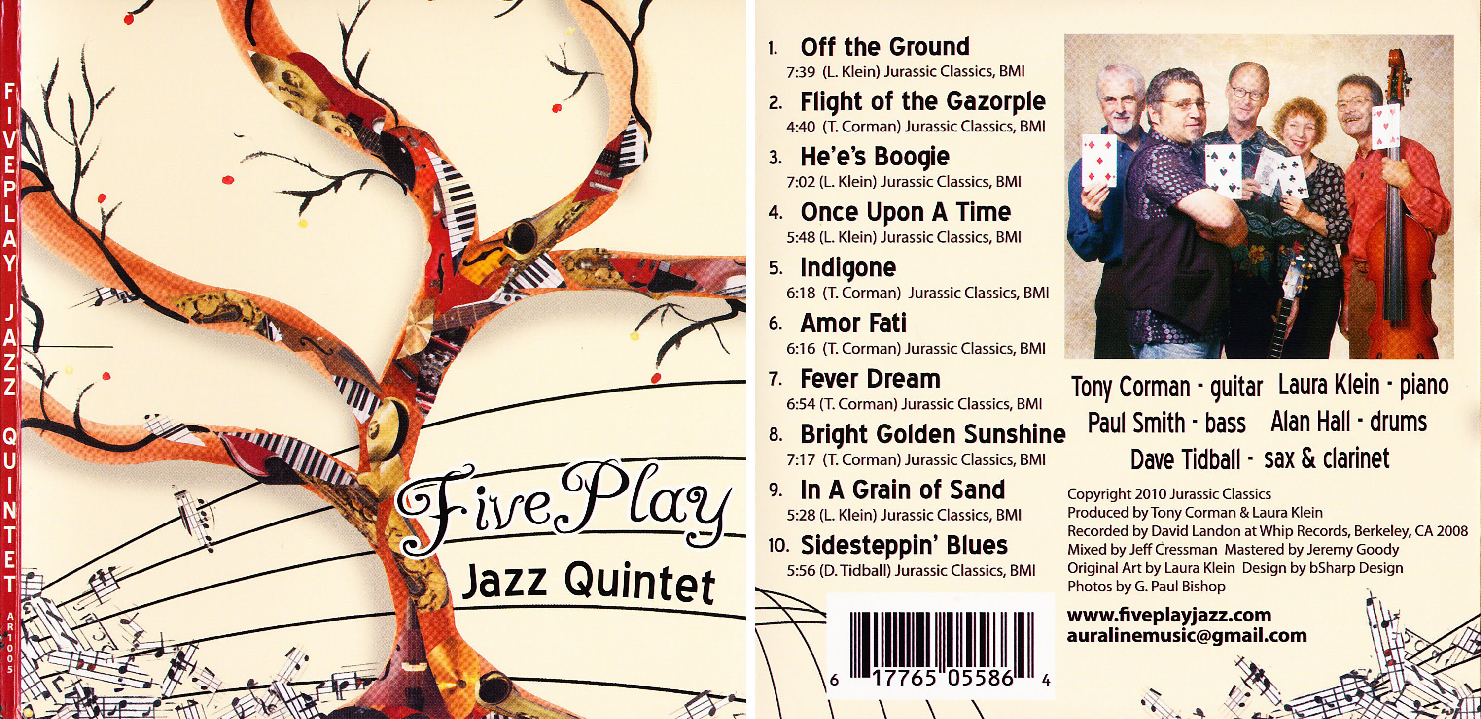 Five Play Jazz Quintet