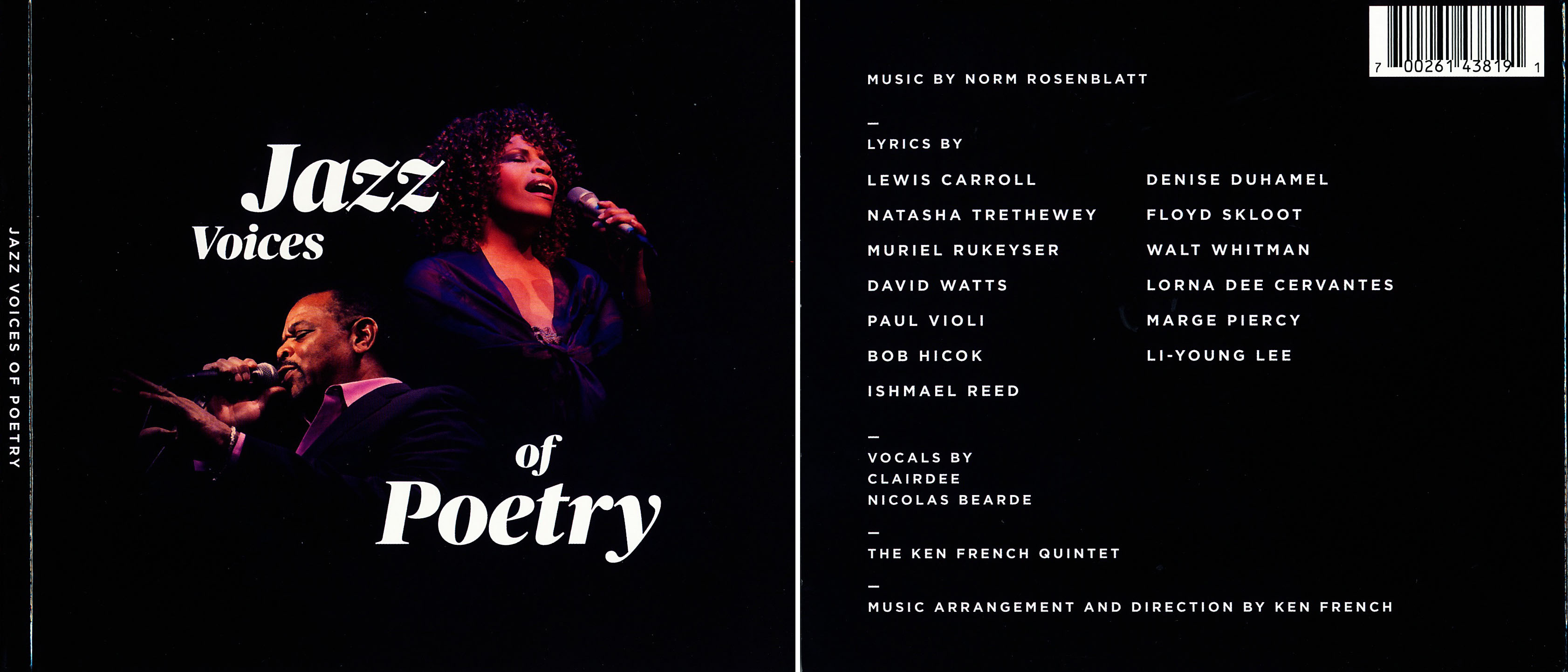 Jazz Voices of Poetry