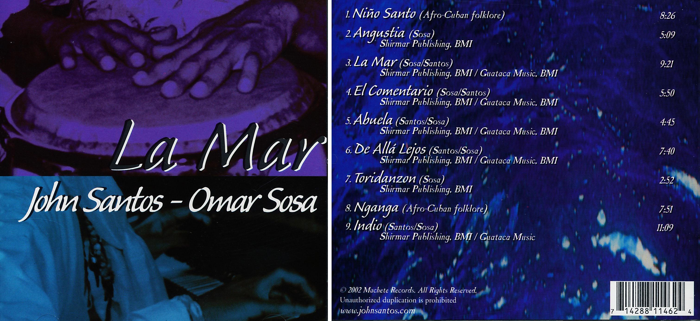 John Santos-Omar Sosa | La Mar