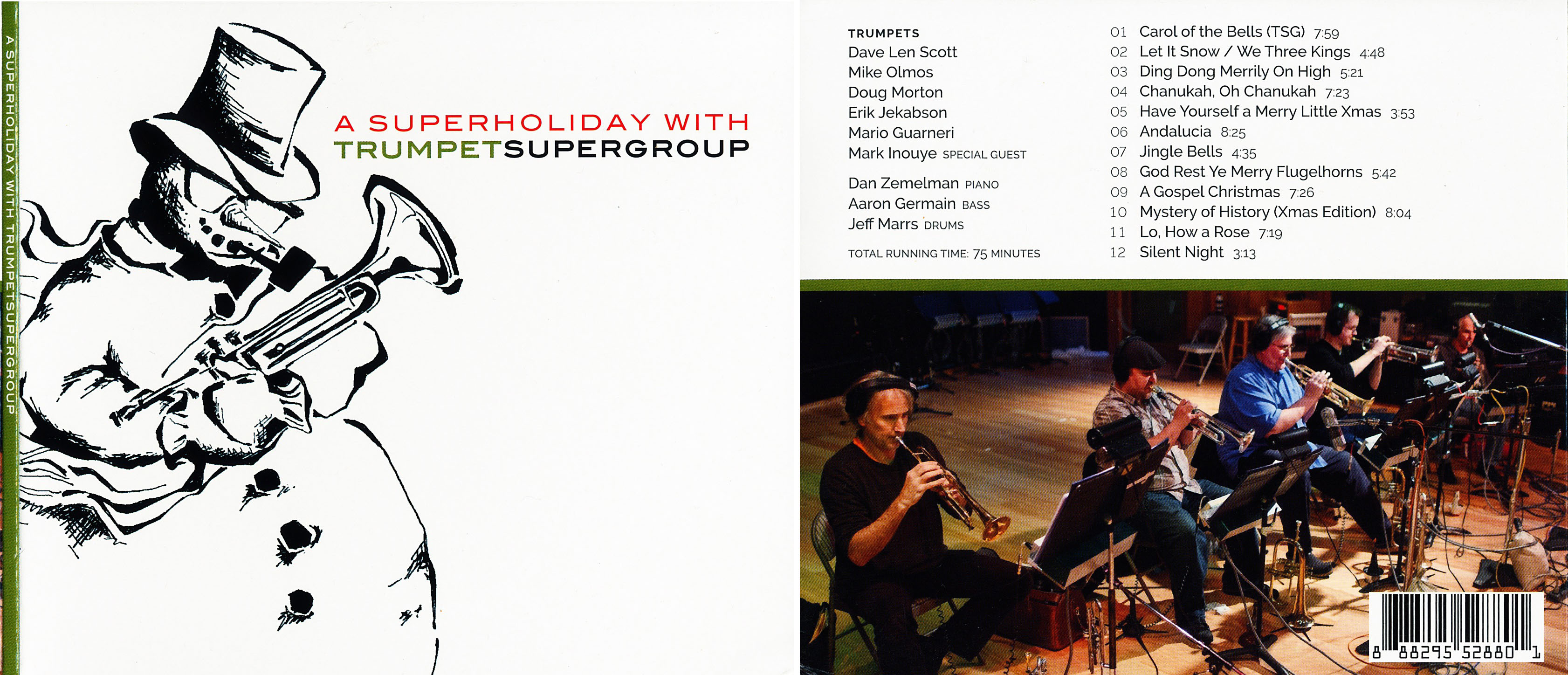 TrumpetSuperGroup | SuperHoliday