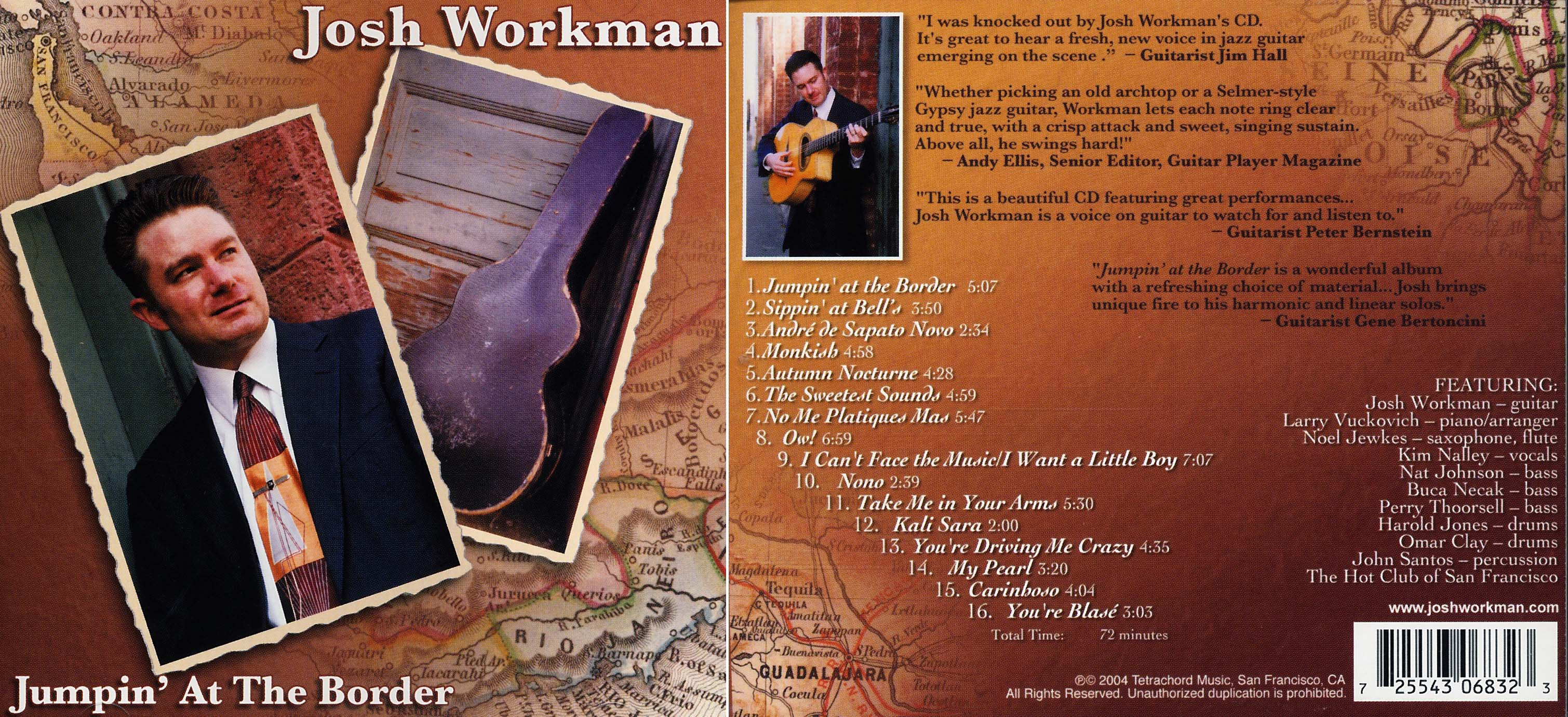 Josh Workman | Jumpin' at the Border